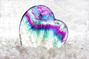 How to raise your vibration with Crystals in 5 simple steps